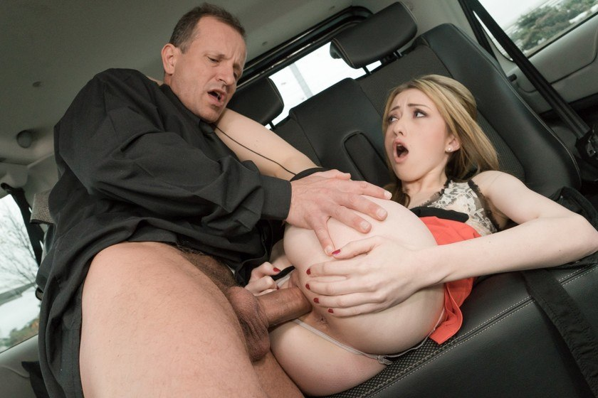 Father in law fucks her outdoors 2