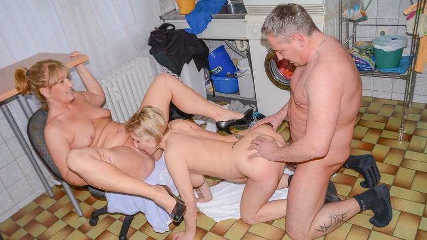 German milf swingers